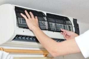 como limpiar filtros aire acondicionado 2
