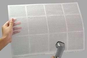 como limpiar filtros aire acondicionado 3