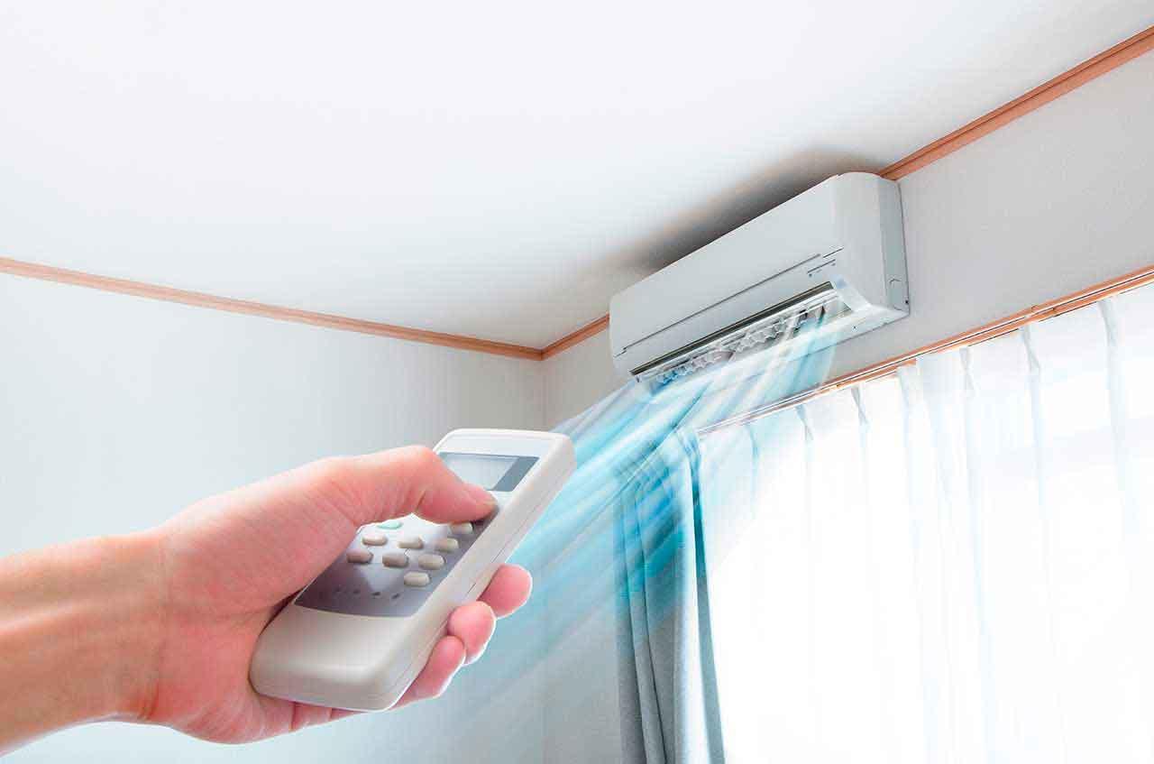 aire acondicionado burjassot