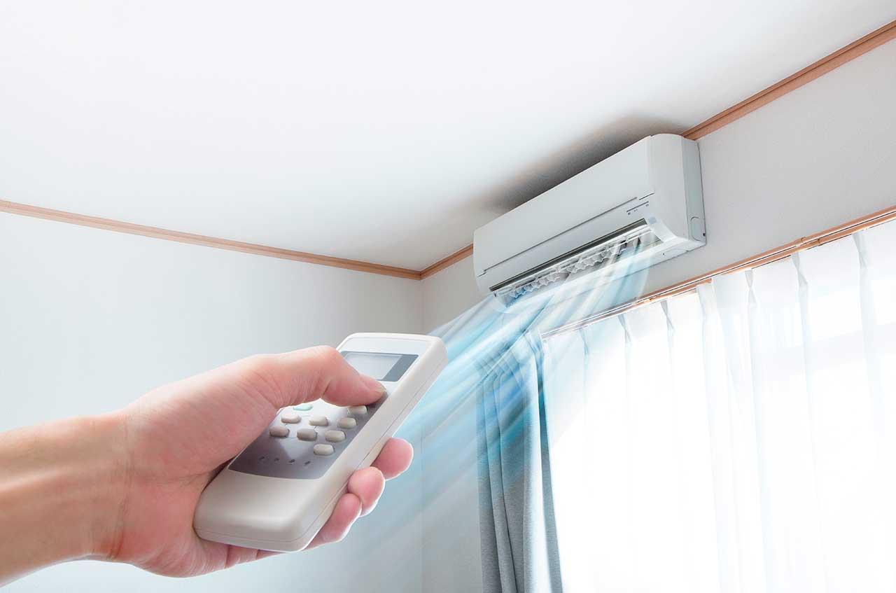 aire acondicionado paterna