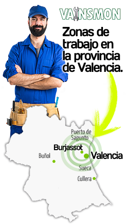 Instalacion Valencia