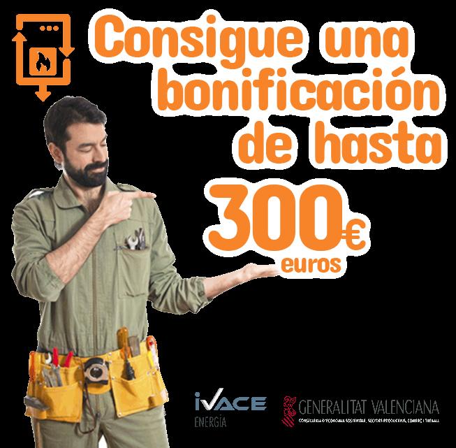 Plan renove calderas Valencia