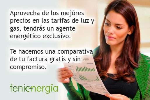 Fenie energia tarifas
