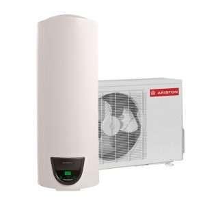 Bomba de calor ACS 150 litros ARISTON NUOS SPLIT FLEX 150 Aerotermia