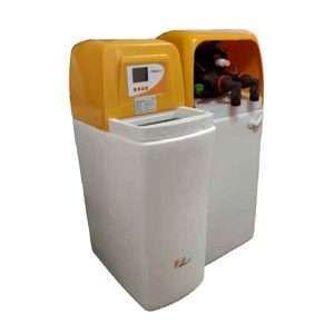 Descalcificador 25 litros HeatSun COMPACT 25