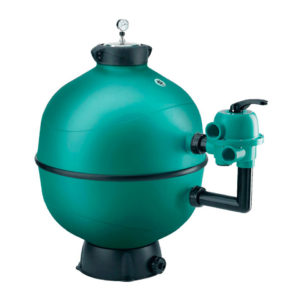Filtro arena piscina ESPA Filterkit Plus FKP 520 6LT inyectado con válvula