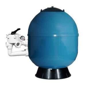 Filtro arena piscina KRIPSOL Artik AK 520 laminado con válvula lateral