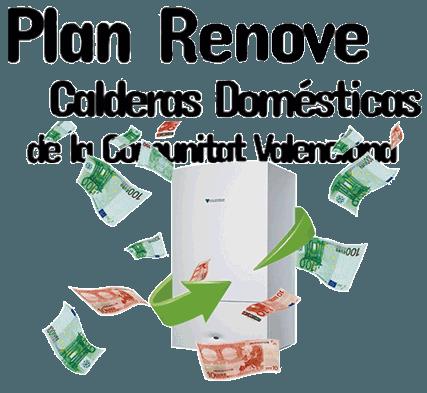plan renove calderas valencia 2018
