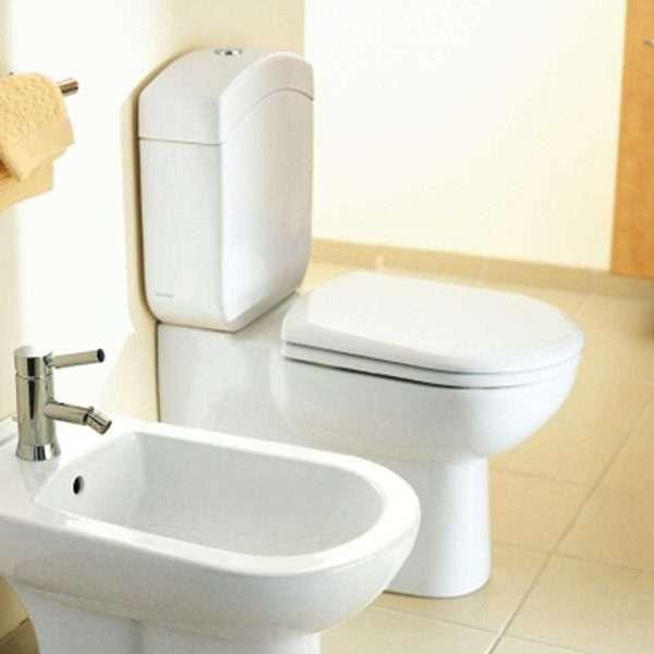 Tapa de WC Duravit Dellarco compatible