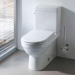 Tapa de WC Duravit Happy Day compatible