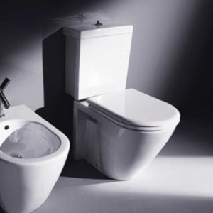 Tapa de WC Duravit Philippe Starck 2 compatible