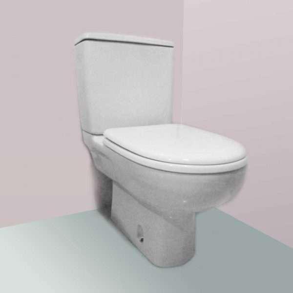 Tapa de WC Jacob Delafon Antares Inobloc compatible