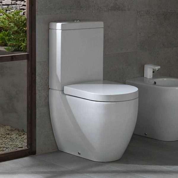 Tapa de WC Noken Arquitect compatible