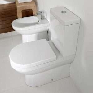 Tapa de WC Noken NK Compact compatible