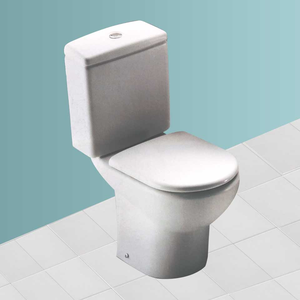 Tapa de wc roca meridian compatible vainsmon sl for Bisagras tapa wc roca