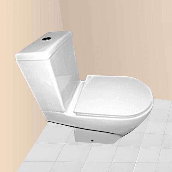 Tapa de WC Sangrá Stella compatible