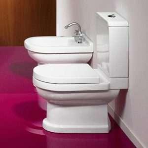 Tapa de WC Unisan Vintage compatible