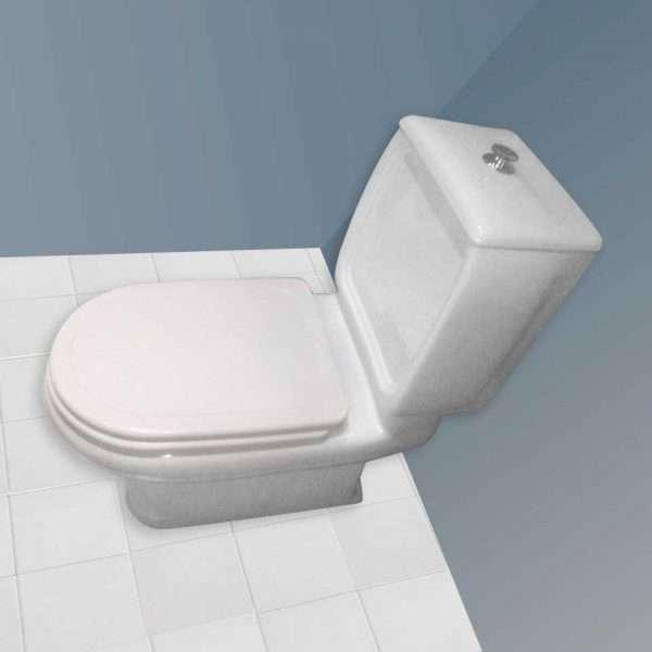 Tapa de WC Valadares Estoril compatible
