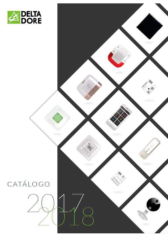 Catálogo Delta Dore 2018