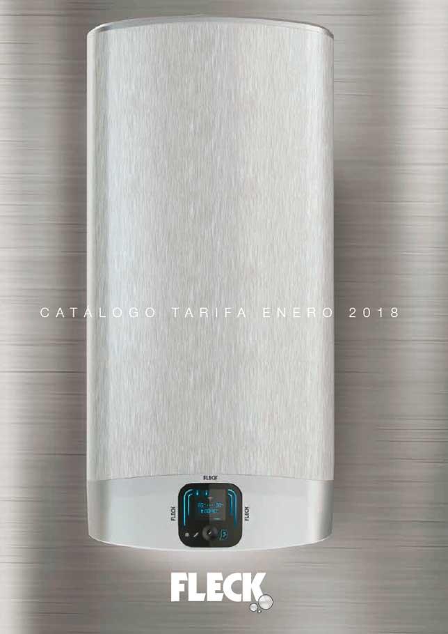 Catálogo Tarifa Fleck 2018
