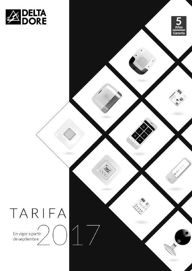 Tarifa Delta Dore 2017