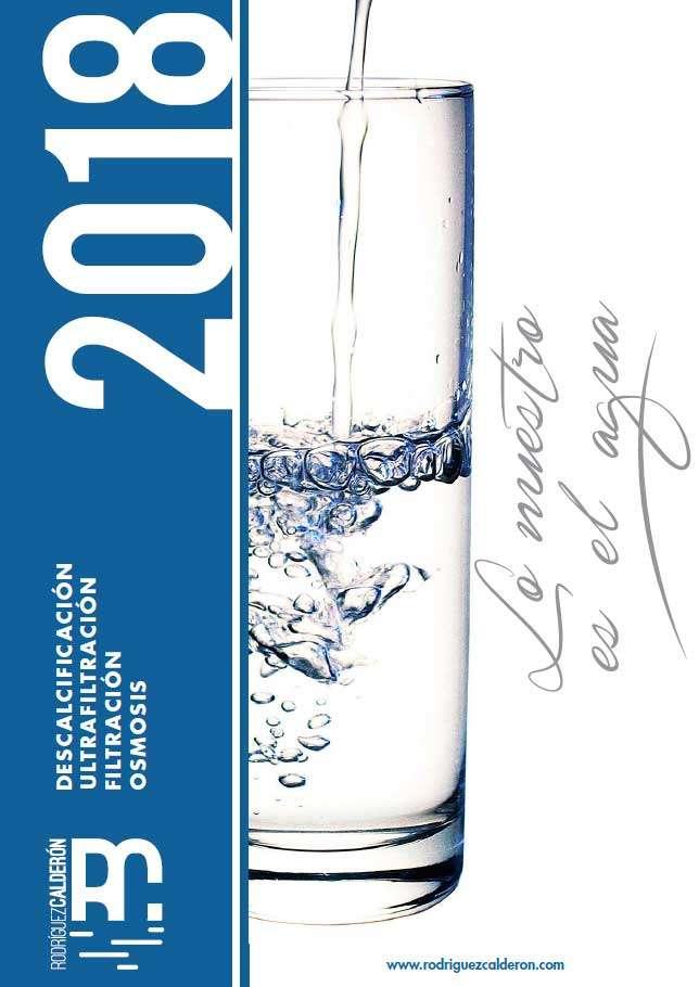 Catálogo Agua Rodríguez Calderón 2018