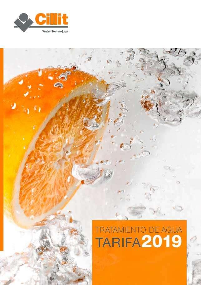 Catálogo Cillit Tarifa 2019