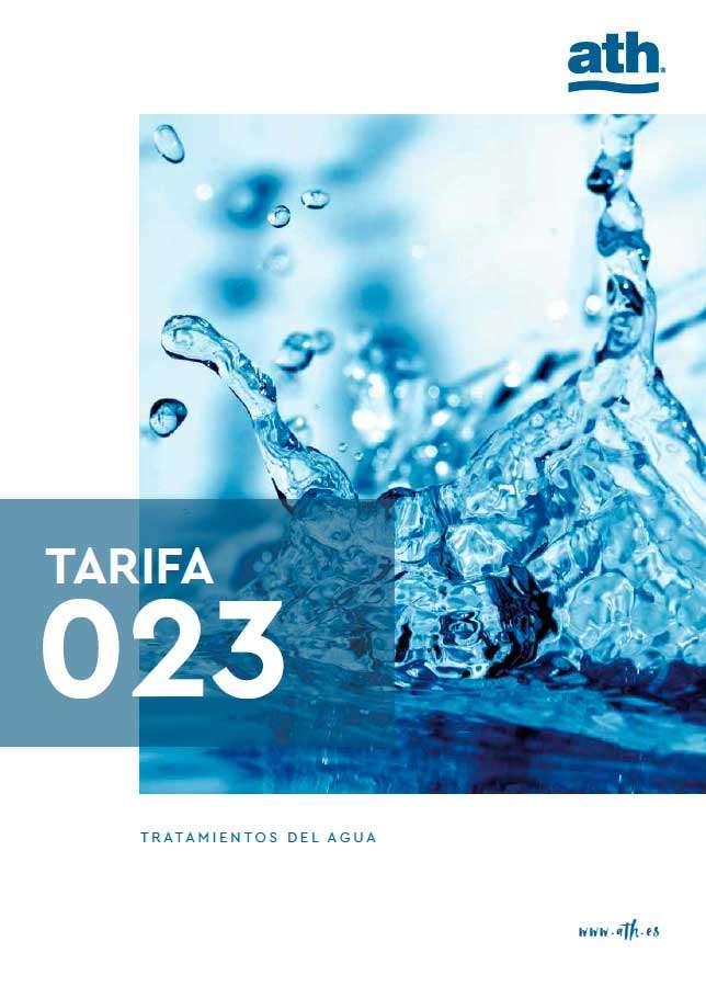 Catálogo ATH tarifa 2019