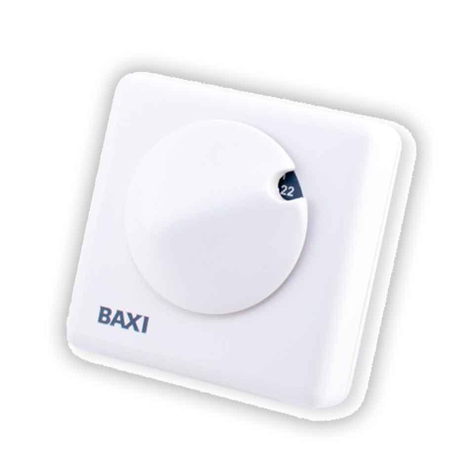 Termostato baxi tm 1 analogico ambiente vainsmon sl for Baxi termostato ambiente