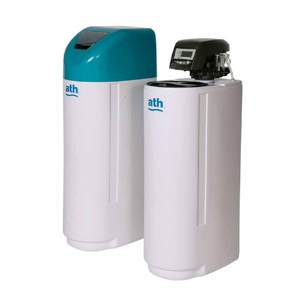 Descalcificador ath compact 700 030 30 litros vainsmon sl for Precio instalacion descalcificador