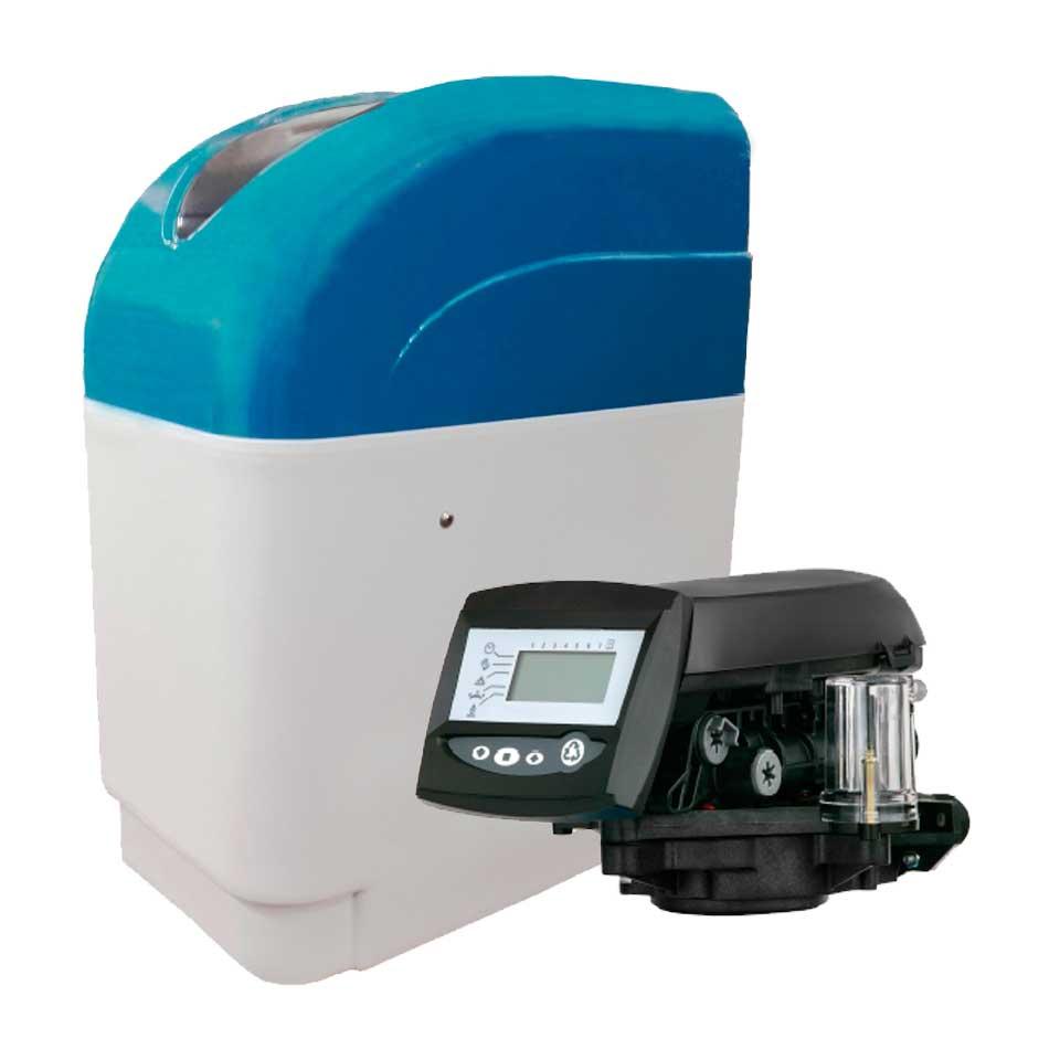 Descalcificador ath mini 700 004 4 litros vainsmon sl for Precio instalacion descalcificador