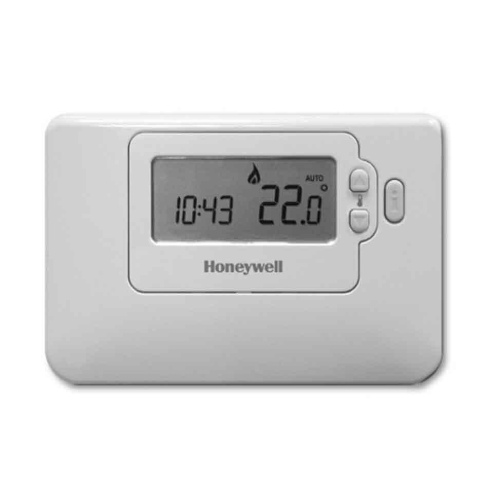 Termostato honeywell cm707 digital vainsmon sl - Termostato digital precio ...