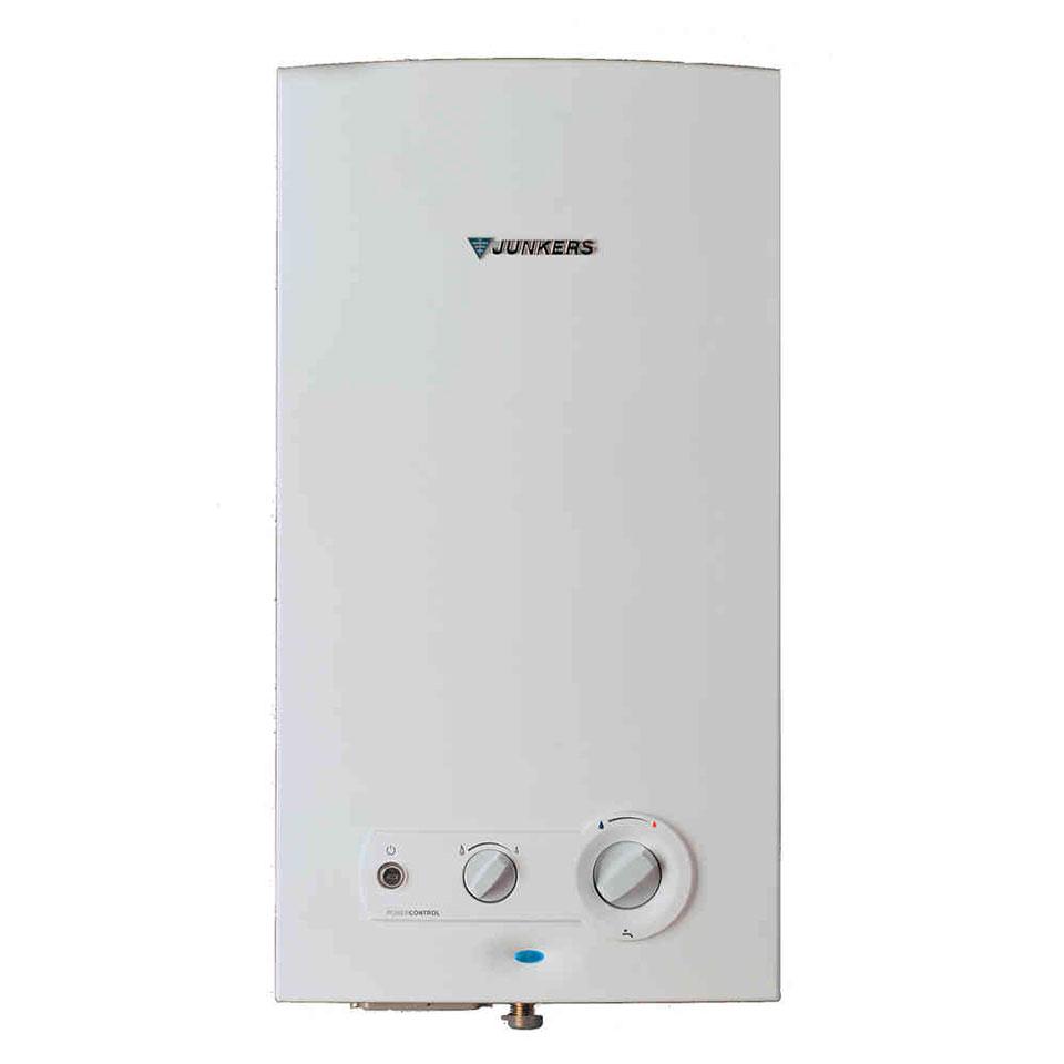 Calentador de agua a gas junkers minimaxx wr 14 2kb glp for Calentador de agua junkers