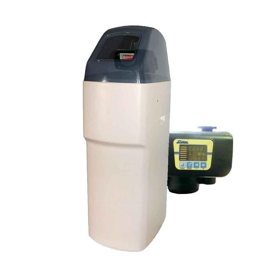 Descalcificador 25 litros radikal contra r 25 rodriguez for Precio instalacion descalcificador